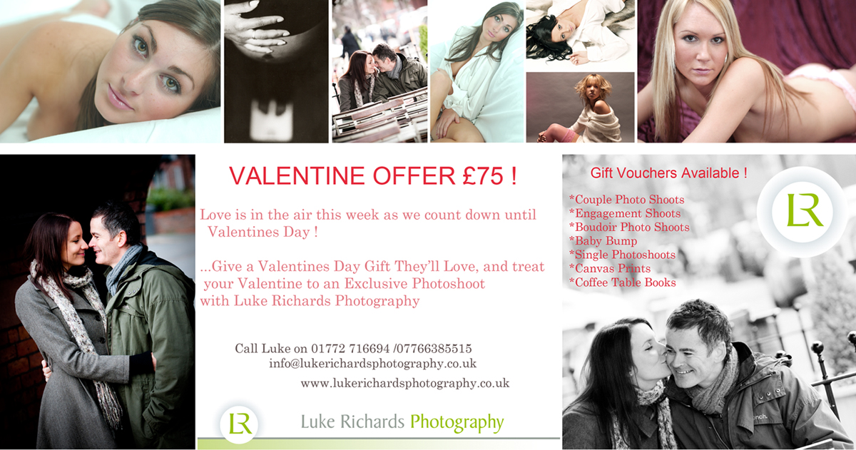 Valentine Photography Offer Professional Photography