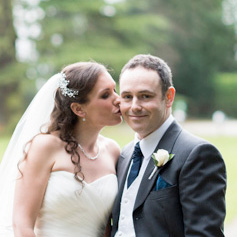 Lindsay & Chris, Bartle Hall in Preston