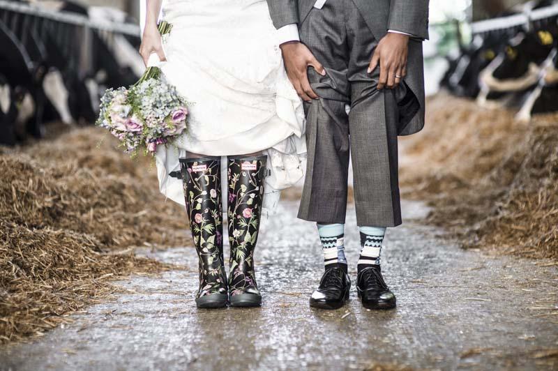Bashall Barn Wedding Venue In Preston
