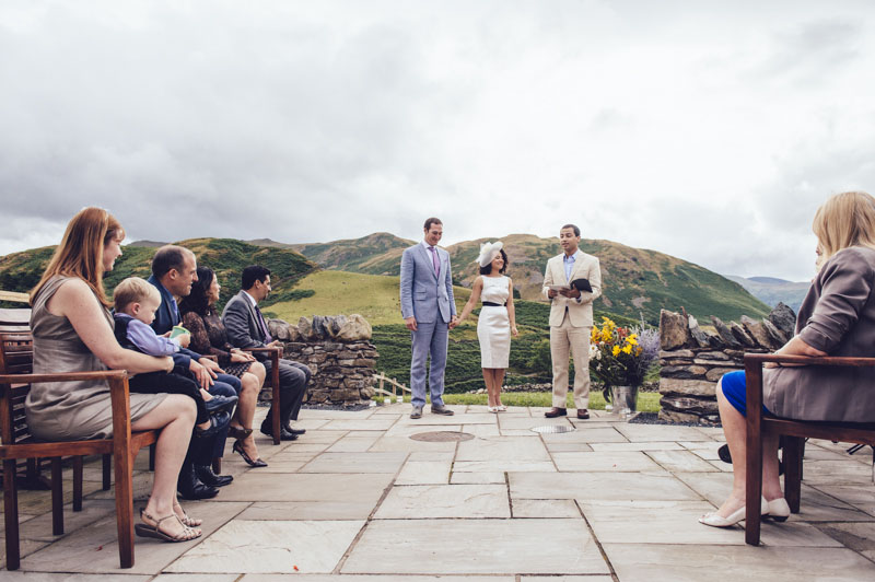 Small intimate wedding venues lake district