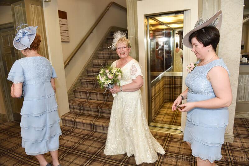 Sheila & Her Bridesmaids