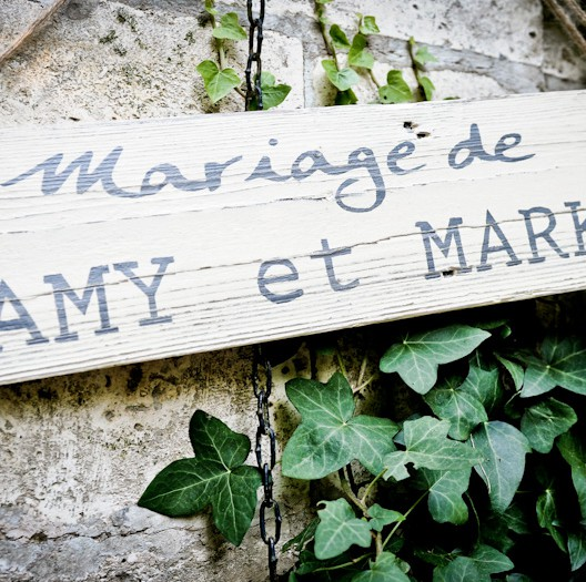 Wedding Photography | Amy & Mark's Wedding at Chateau Le Fayolle