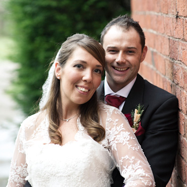 Olivia & Chris's Winter Wedding in Preston
