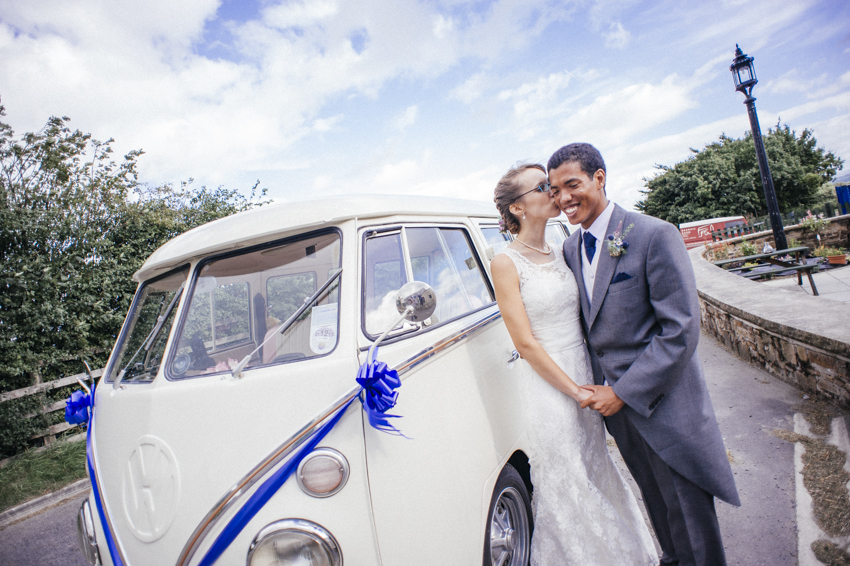 Rachel and Richard Clarke's Wedding at Bashall Barn