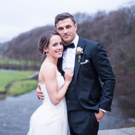 Megan & Jon Wilkin's Wedding Whitewell & Stoneyhurst