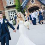Cara & Chris Beardsleys Wedding at The Villa