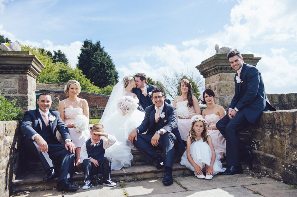 Aimee and Graham's Wedding at Beeston Manor