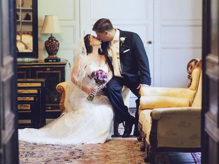 Corina & Brian - A Dordogne Wedding