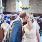 Gill & Tim's Bashall Barn Wedding
