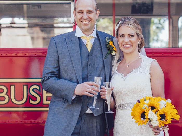 The Sunflower Wedding