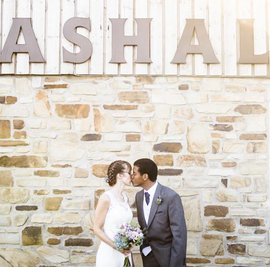 My Lancashire Wedding Venues – Bashall Barn