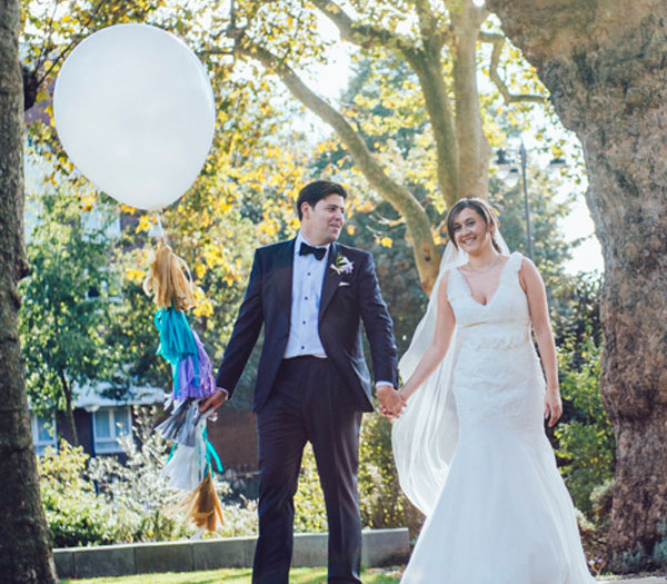 Making the case for props in your wedding photography