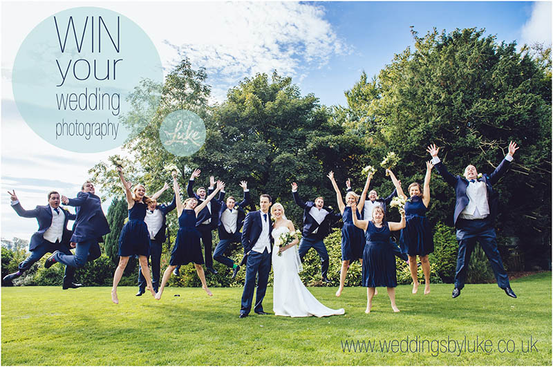 Win Your Wedding Photography in Preston