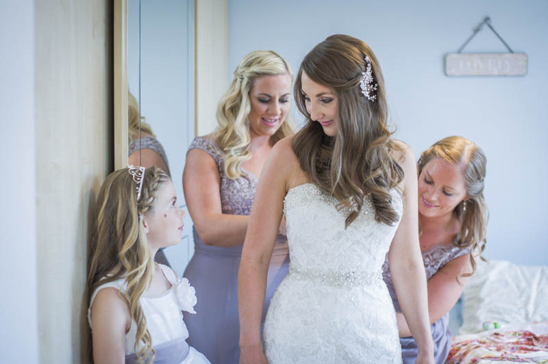 Photographing Bridal Preparations