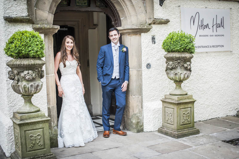 Mitton Hall Lancashire Wedding Venue
