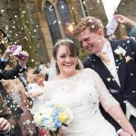 Rachel and James Wrea Green Wedding