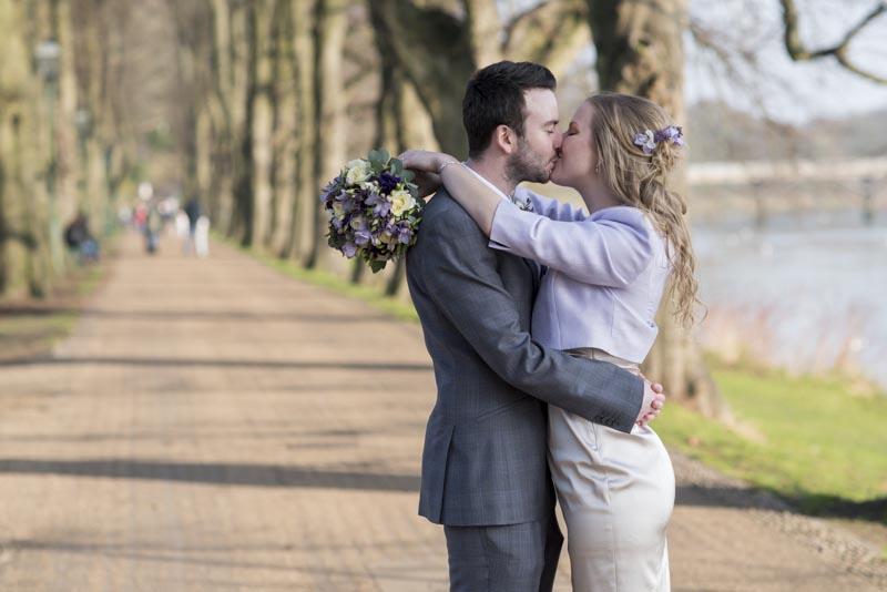 Jenny & David in Miller and Avenham Park Preston