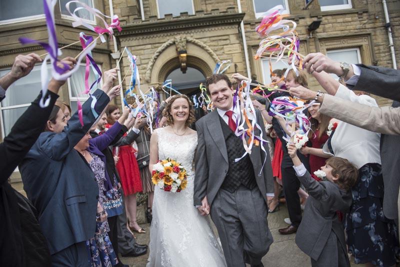 Michelle & Grant's Wedding at Glendower Hotel