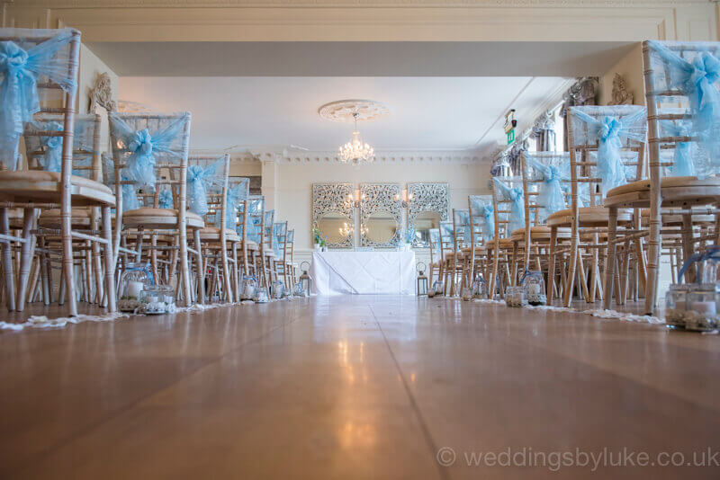 Eaves Hall Wedding Chairs