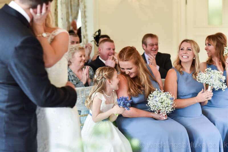 Nicola & Darren's Bridesmaids