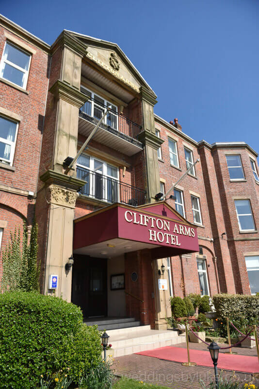 Clifton Arms Hotel Lytham