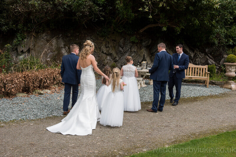 Cora & Gareth's Wedding @ Storrs Hall Windermere