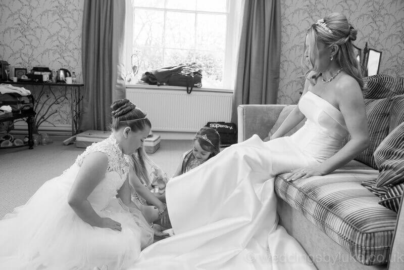 Cora & Gareth's Wedding @ Storrs Hall Windermere