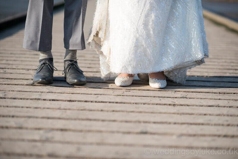Daryl & Sheila's Feet